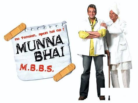 Munna Bhai M.B.B.S (2003)